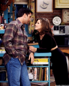 Where did Ross and Rachel have their first date?