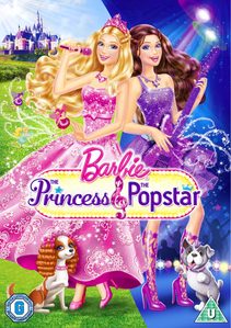 Who is the Director of Barbie the Princess and the Popstar?