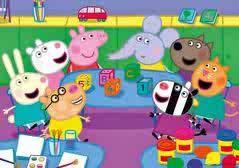 Who is Peppa Pigs best friend?