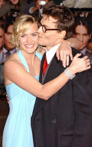 How many are Filem with Kate Winslet and Johnny Depp?
