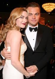 How many are movies with Kate Winslet and Leonardo DiCaprio?