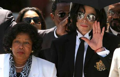 Michael's mother, Katherine, has been a baptized Witness since 1963