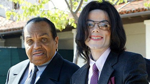Michael's father, Joseph, was a baptized Jehovah's Witness like his mother, Katherine