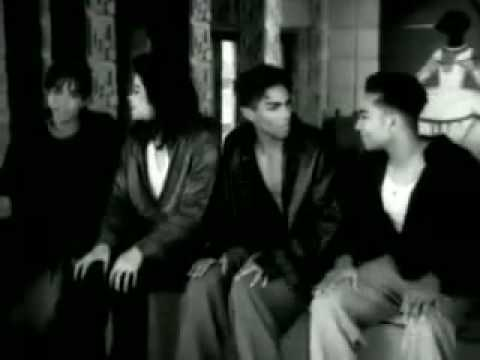 "The R&B vocal group, ""3T"" were Michael's three nephews"