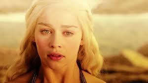 Who got the role as Dany in 'Game of Thrones' first?