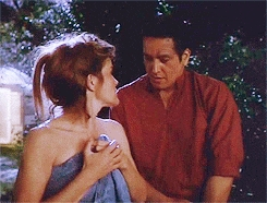 TRUE OR FALSE? - Robert Beltran felt that his character's relationship with Janeway, on New Earth, was not deep enough