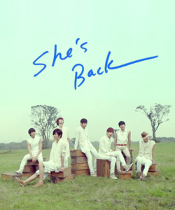 Who in Infinite is shirtless in She's Back MV (Japanese Version) ?