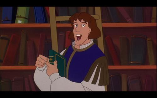 Howard McGillin sang, as was a the voice Talent for Derek in the First Swan Princess film?