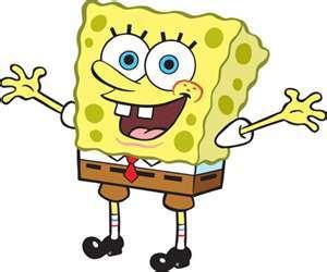 Is it natrual for Spongebob to live under water?