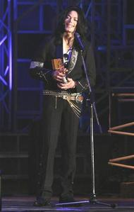 Michael has won an extraordinary unsurpassed eight Grammys within a single mwaka
