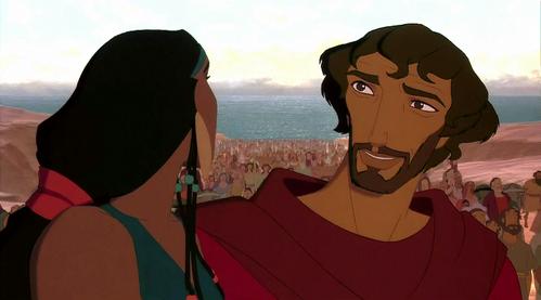 When does Moses first meet Tzipporah?
