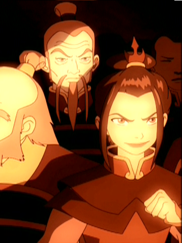How old was Azula when Zuko got his scar?