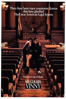 My Cousin Vinny Box Office: