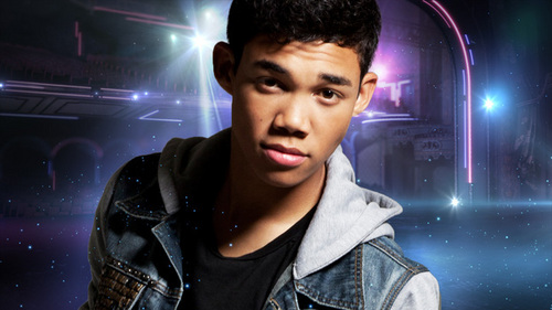 Who was Roshon Fegan's partner on Dancing With The Stars?
