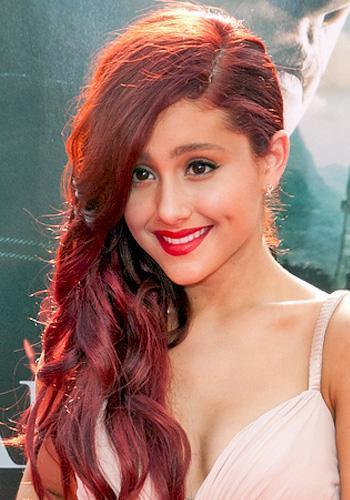 When was Ariana Grande born?