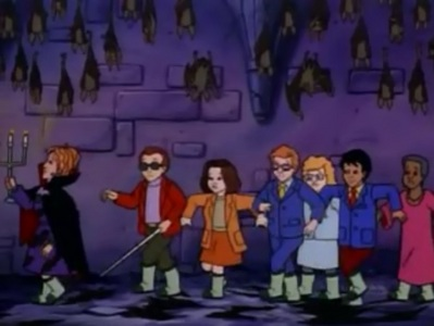 Who was NOT a guest star on Magic School Bus? IV