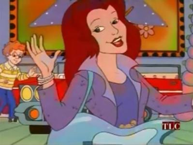 Who was NOT a guest bituin on Magic School Bus? IX