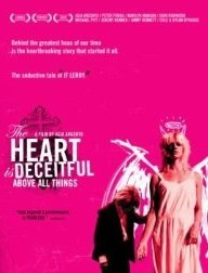 """Who did play in """"The Heart Is Deceitful Above All Things""""?"""