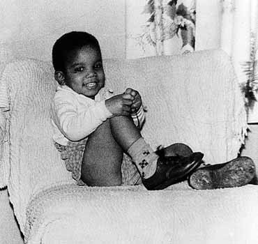 Michael became internationally famous when he was just 11 years old