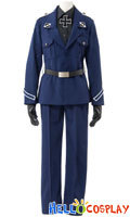 Who's uniform is this?