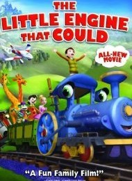 "Who did she voice in ""The Little Engine That Could""?"