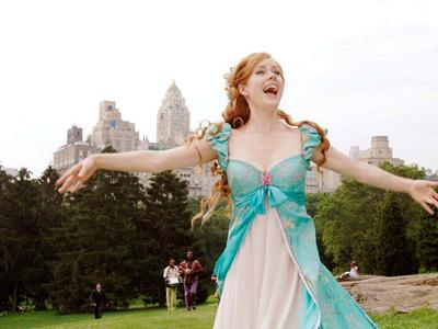 Why is Giselle not Considered An official Disney Princess?