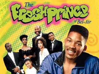 The series (The Fresh Prince of Bel-Air)  ran for nearly how much years on NBC?