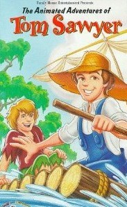 """Who did she voice in """"The Animated Adventures of Tom Sawyer""""?"""