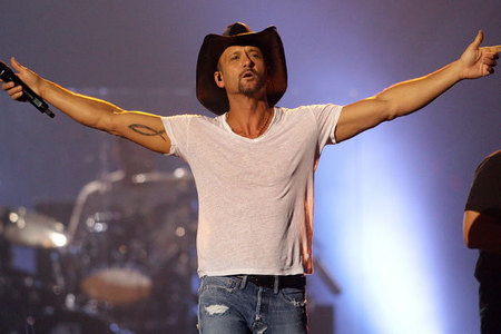 When was Tim McGraw born?