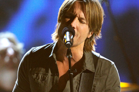 What is Keith Urban's full name?