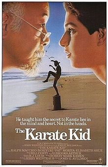 How long does The Karate Kid last?