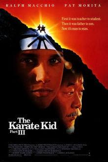 How long does The Karate Kid III last?