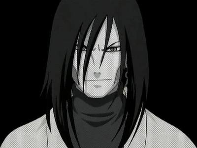 Whose curse mark did Sasuke use to summon Orochimaru during the war?