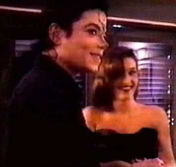 Michael's longtime friend, Reverend Al Sharpton, officiated Michael and Lisa Marie's wedding nuptials back in 1994