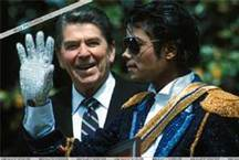Michael visited the White House back in 1984