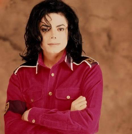 The armbands Michael wore reperesented the suffering of children around the world