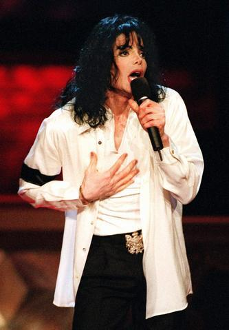 "Michael was a featured performer at the ""Jackson Family Honors"" awards tunjuk back in 1994"