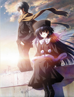 Who is this couple and what anime do they come from???