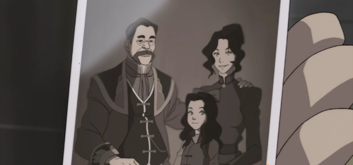 Who killed Asami's mother?