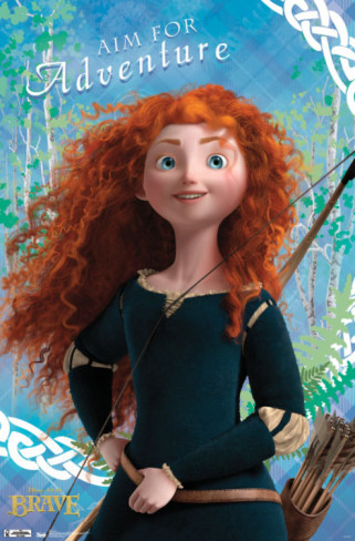 T/F: Princess Merida is the first Pixar character to be included in the Disney Princess line?