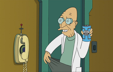 Who *has NOT* been seen in a *romantic*  relationship (meaning real romance as opposed to just physical) with Professor Farnsworth?