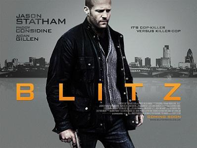 Who did he play in 'Blitz'?