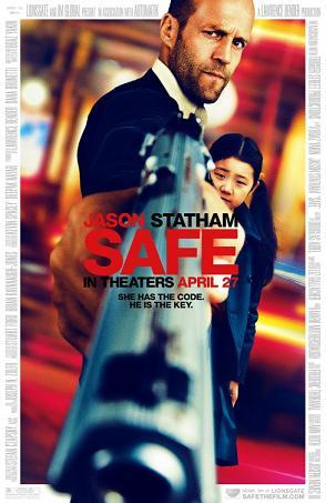Who does he play in 'Safe'?