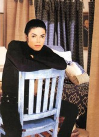 "The background vocal chant in ""This Time Around"" was originally part of the unreleased DANGEROUS outtake ""Serious Effect""."