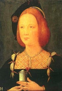 What did Catherine of Aragon and Henry name their son, born of Catherine's second pregnancy?