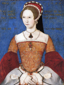 Why was Catherine glad to have her daughter, Mary, sent to Ludlow in Wales?