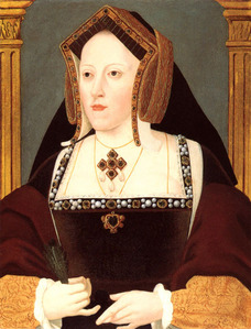 When was the last time Catherine of Aragon and Henry saw each other?