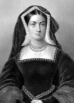 Where was Catherine of Aragon moved to in the spring of 1533?