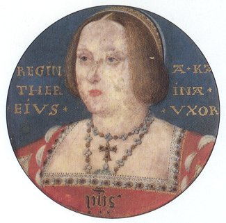 When did Catherine of Aragon die?