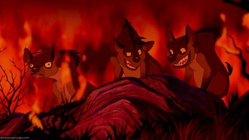 "FINISH THE QUOTE - ""Hey, hey. Did ya bring us anything to eat, Scar, old ______, old ______? Huh? Did-ya-did-ya-did-ya?"""